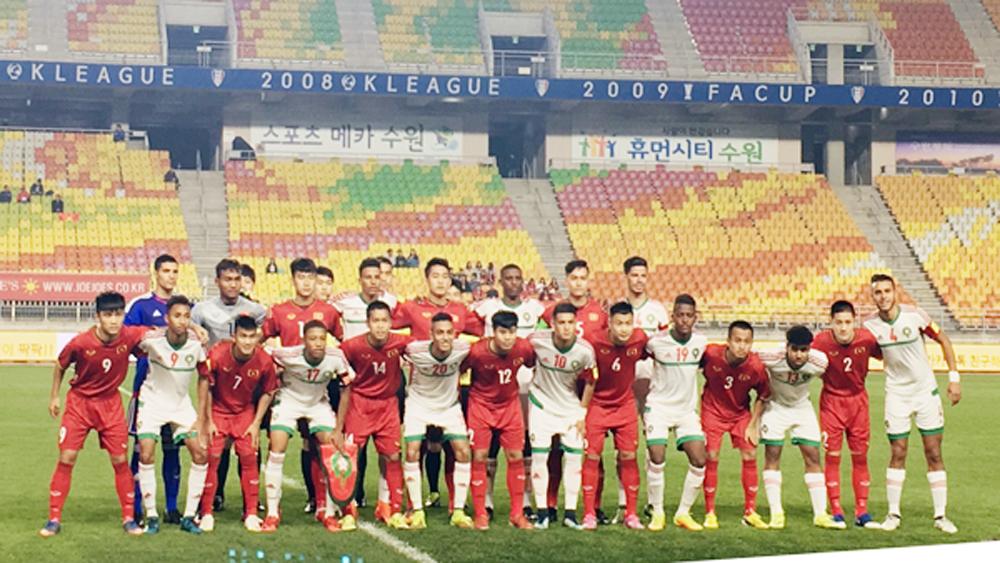 Cầu thủ Việt Nam: Mạnh tinh thần, yếu thể chất